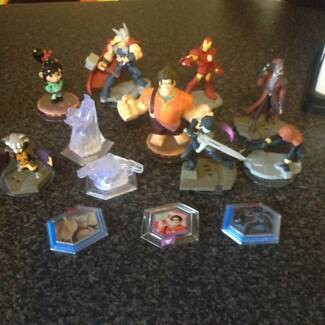 Disney Infinity Characters for Xbox 360 Narre Warren South Casey Area Preview