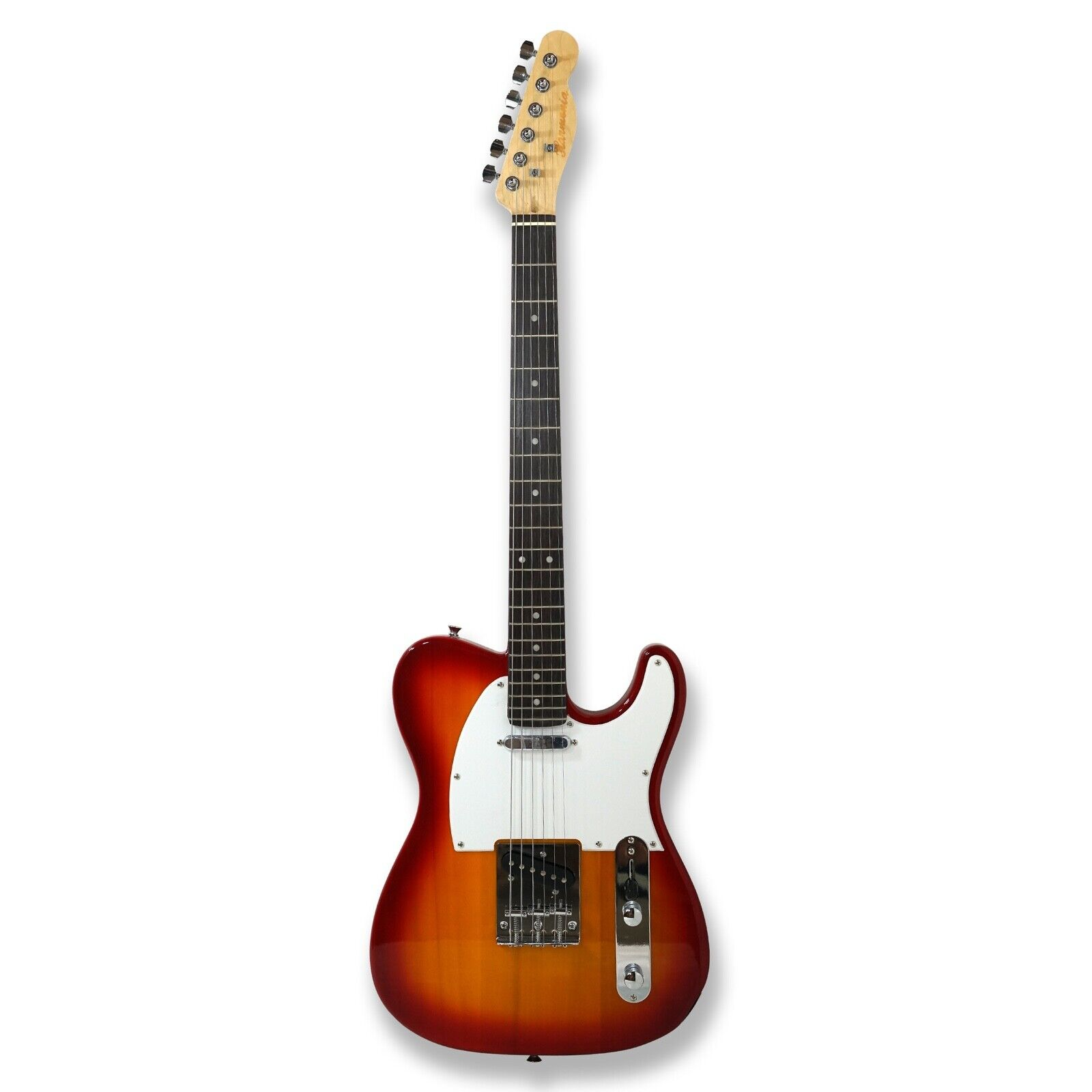 Electric Guitar,Bolt_On Maple neck Composite Rosewood Finger