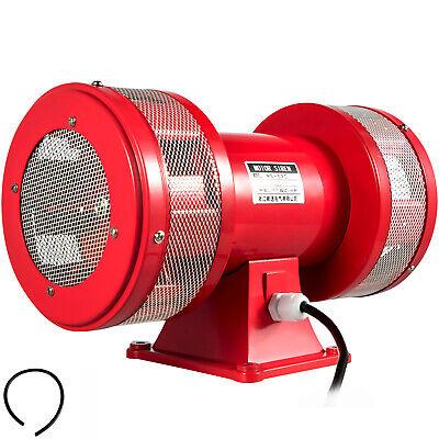 Alarma de Bocina de Aire 150db Sirena de Aire Eléctrica 750 W...