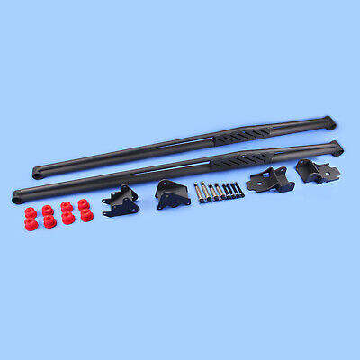 "2003-2008 Ram 2500 3500 4WD Gas Long Bed 74"" Traction Bar+Mounting Bracket Kit"