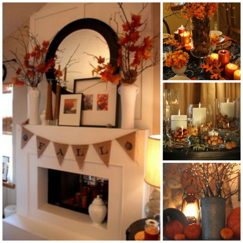Thanksgiving decorating on a budget ebay