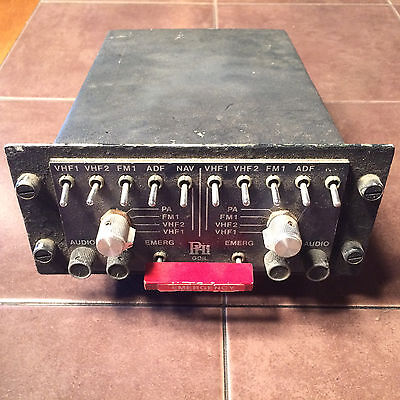 Petroleum Helicopter Audio System Ics  001L 00001 201