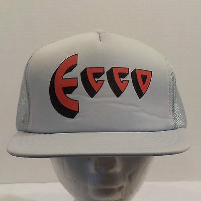 Ecco Manufacturing Vintage Truckers Baseball Dad Hat Cap Ecco Cap