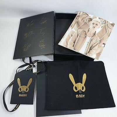 B.A.P Official 1st Fanclub BABY Goods Diary Photocard Card Holder Case K-POP BAP