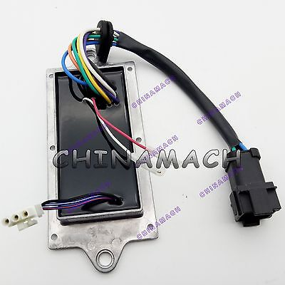 New Drive Panel Throttle Motor Assembly For Cat Caterpillar 320c Excavator
