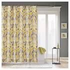 Yellow Modern Shower Curtain Set Shower Curtains