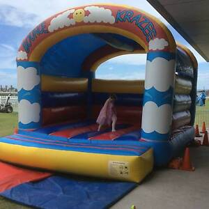 Adults and Kids 5x5 Jumping Castle Hire Helensvale Gold Coast North Preview