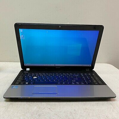 Acer Aspire E1-571 Intel Core i3-3110M 2.4 GHz 4 GB RAM 320GB HDD READ Laptop