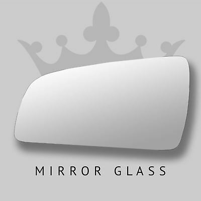 Vauxhall Zafira B wing door mirror glass 2005 2009 Left Passenger side Spherical
