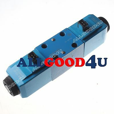 New Hydraulic Solenoid Directional Valve 25104700 For Jcb 3cx 12v