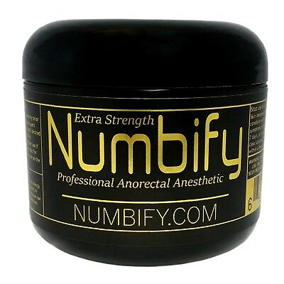 Pain Relief by Numb-ify: 5% Lidocaine Cream - Our Strongest & Best Pain