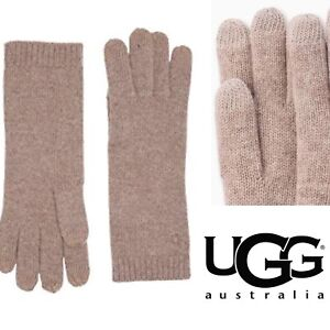 Brand New - UGG Cashmere Wool Knitted Gloves (Retails $98)