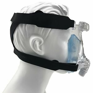 Universal CPAP HEADGEAR Replaces Respironics, ResMed Straps (Mask Not Included)