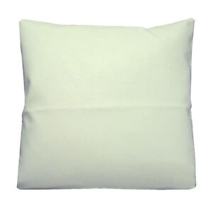 Faux Leather Cushion Covers Zipped 16