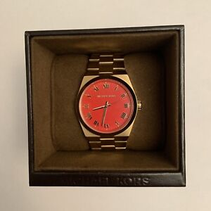 Michael Kors Gold MK5936 Watch For Sale