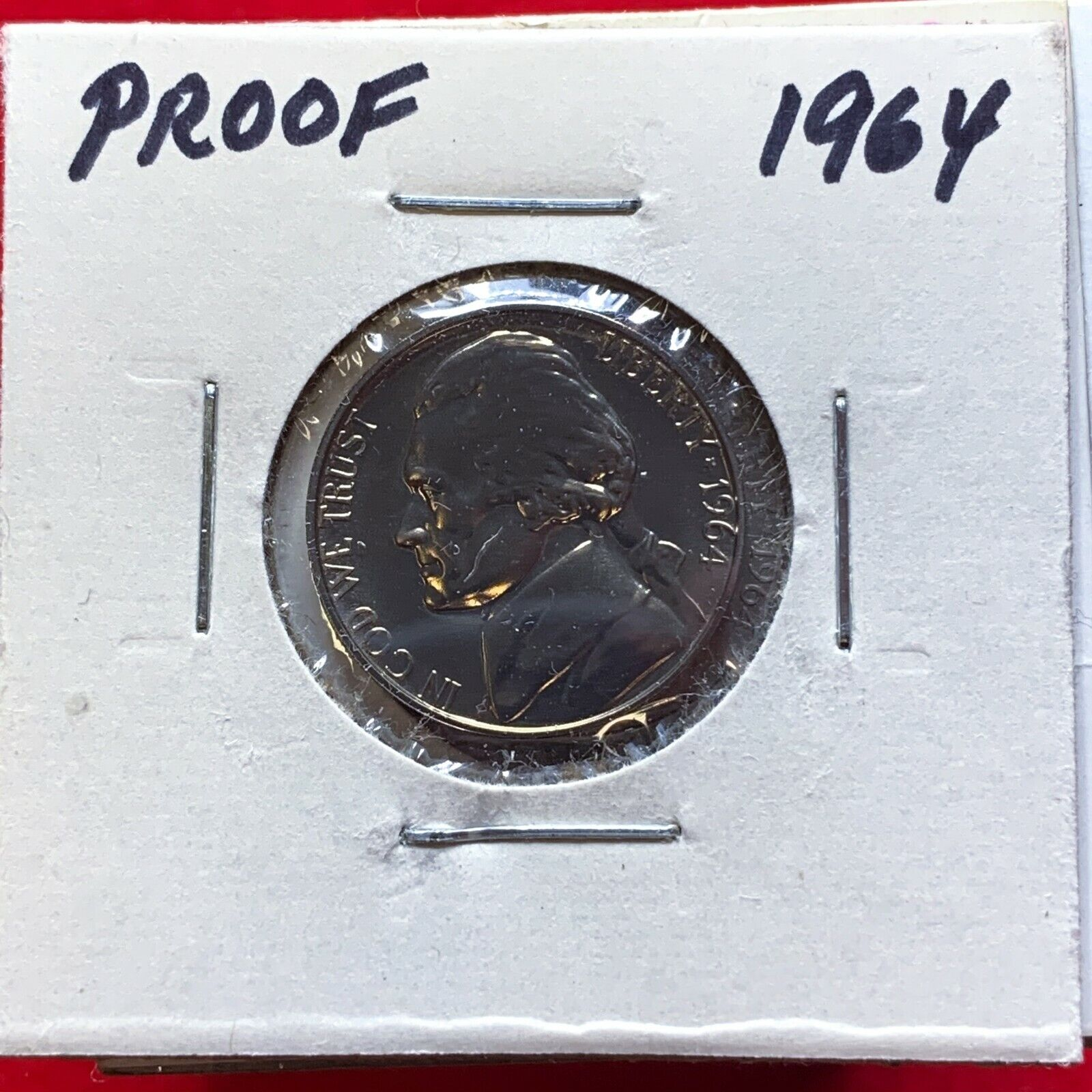 Lot Of 30 1964 Jefferson Nickels 5 Cent Proof Coins 166  - $39.99