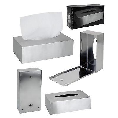 Kosmetiktücherbox Tissuebox Edelstahl Taschentuchspender Kosmetiktuch