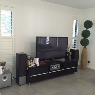 FIRE SALE!! Near new modern glossy tv cabinet for sale! Nundah Brisbane North East Preview
