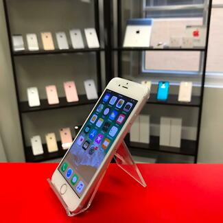 New Condition iPhone 6 16G/64G/128G in Silver Color