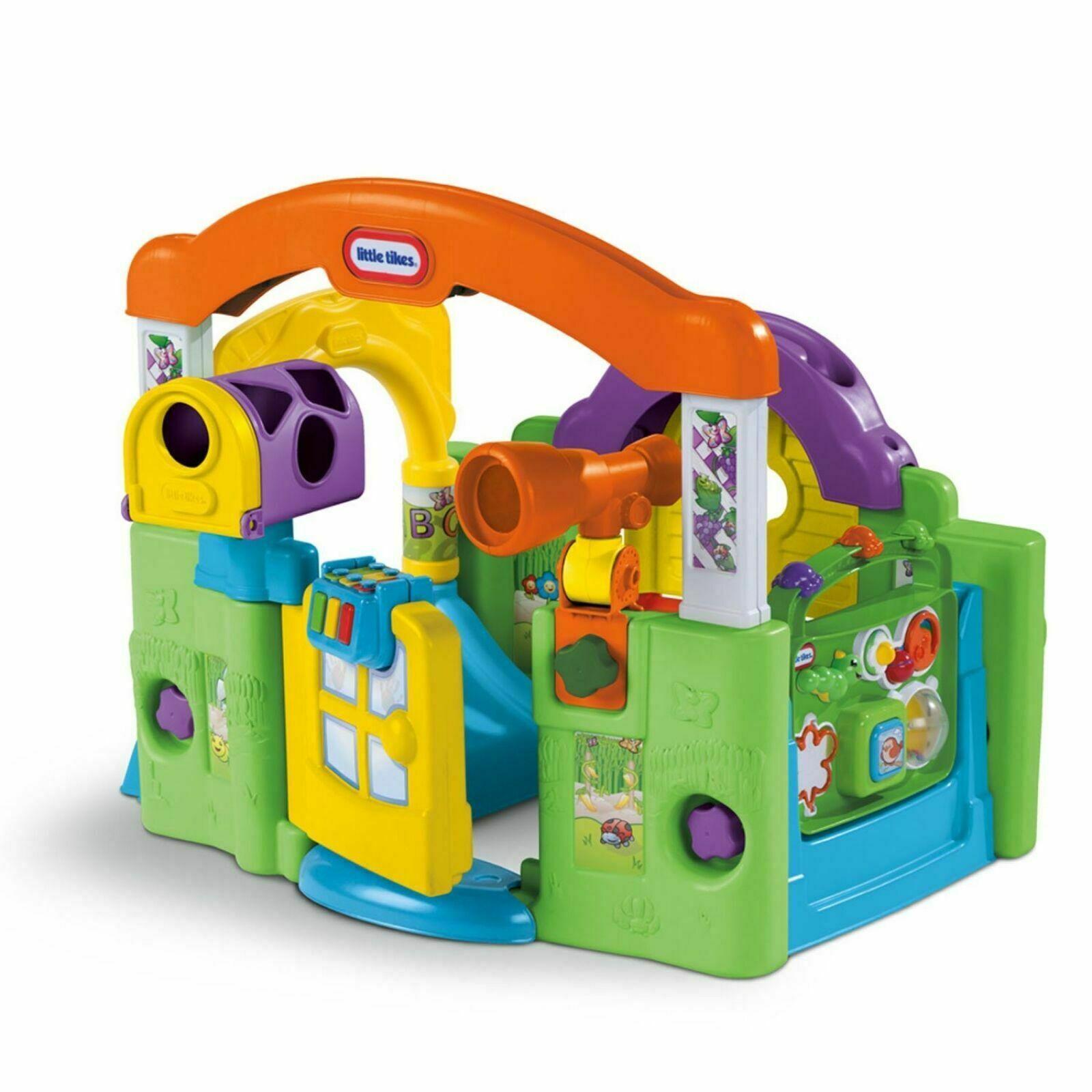 Little Tikes Activity Garden Baby Playset Sound Music Motion