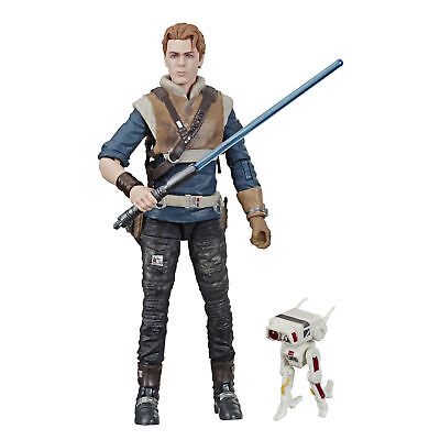 Star Wars The Black Series Cal Kestis Jedi: Fallen Order 6-inch Action Figure