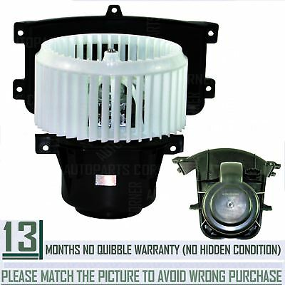 HEATER BLOWER FAN MOTOR FOR VW MULTIVAN, TRANSPORTER, TRANSPORTER/CARAVELLE