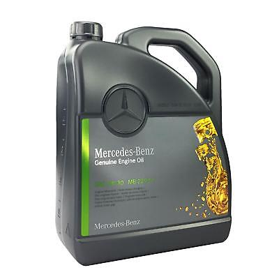 PKW Synthetic Original Motoröl Mercedes Benz 5W-30 (MB 229.51) 5 Liter