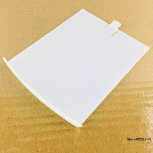 PORTABLE RCA MINI TV BATTERY COVER/LID REPLACEMENT WHITE *FREE SHIPPING*