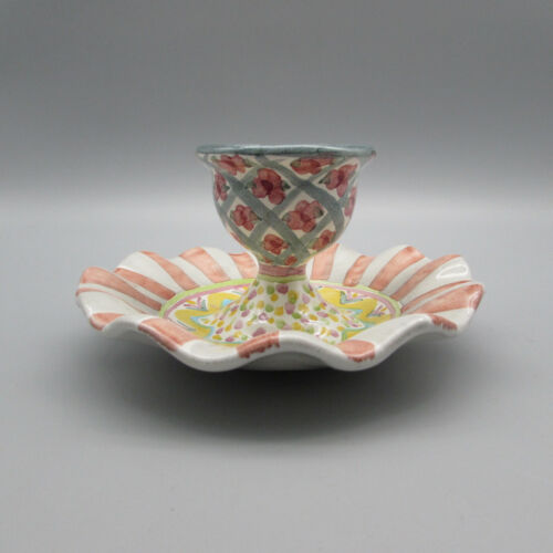 Mackenzie Childs Roe Cottage Egg Cup