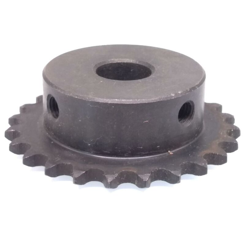 """Chain Drive Sprocket Wheel 20T Bore 12mm Pitch 1/4"""" 6.35mm For 04C Chain"""