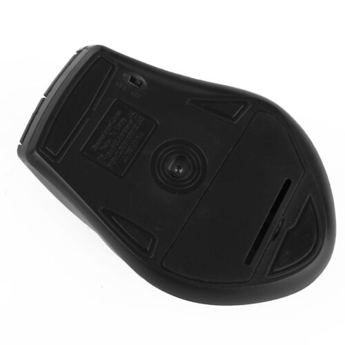 2.4GHz 1600DPI USB Wireless Optical Gaming Mouse Mice For La