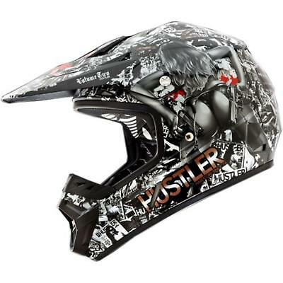 Motorcycle Helmet MX-Motocross 55//56 cm Adult Unisex Oneal Volt Helmet Solid White S
