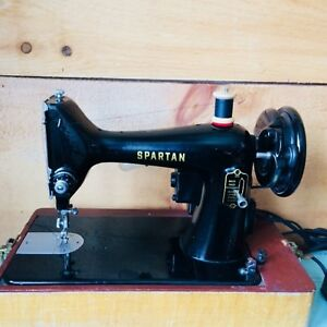 1960's Singer 'Spartan' sewing machine in great condition