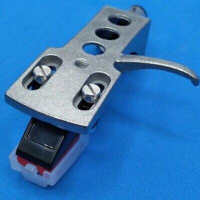 Silver Headshell Cartridge & Stylus  Numark Ion Stanton Technics  SWISS DIAMOND