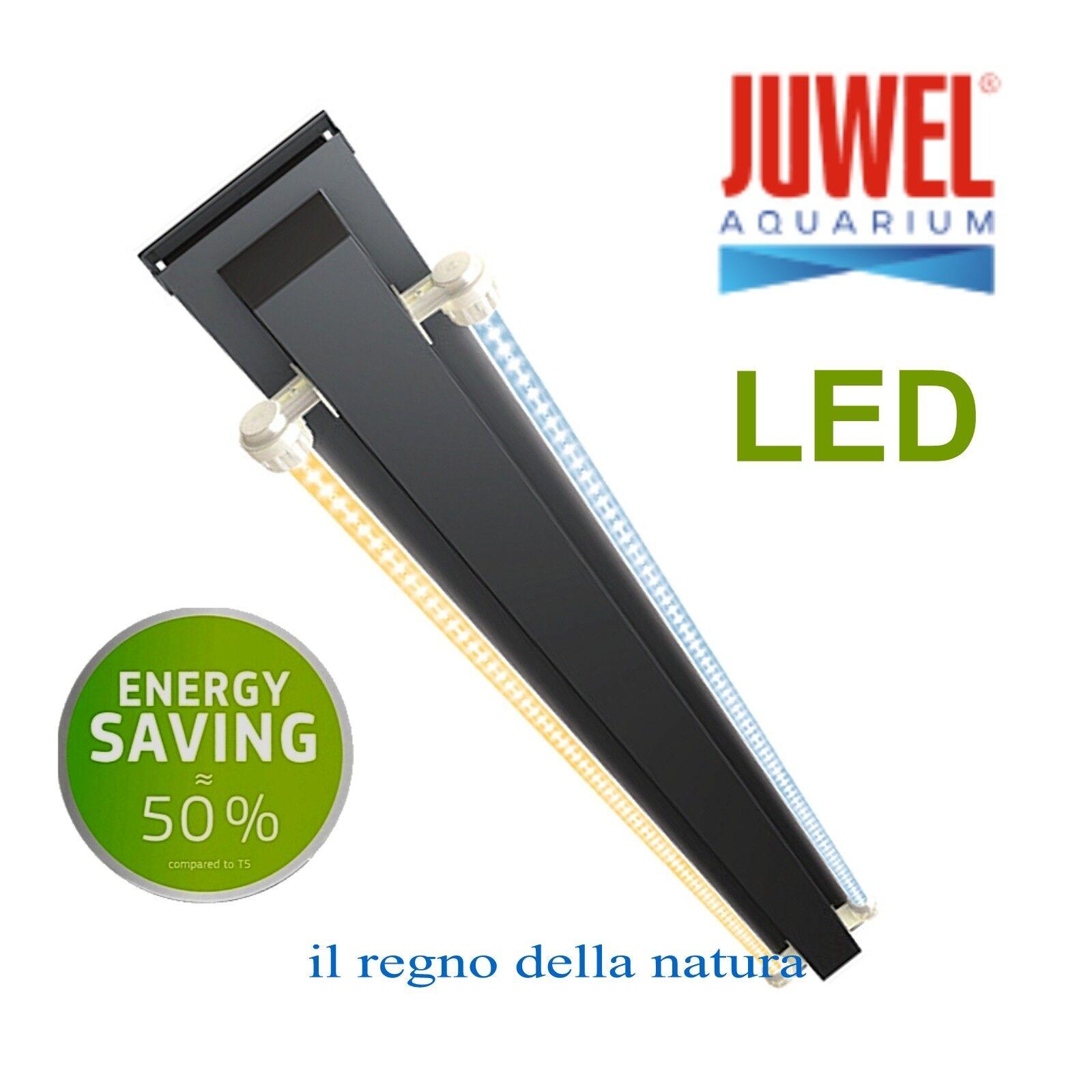 JUWEL MULTILUX LED GRUPPO LUCE ILLUMINAZIONE 2x29W 120cm PER ACQUARI JUWEL