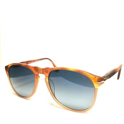 PERSOL 9649 1025/S3 Resina e Sale Two Tone Polarized Sunglasses 52mm (MSRP (Persol Glasses Sale)
