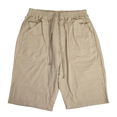 NWT RICK OWENS x DRKSHDW Pearl MT Drawstring Short Pants Size M $500