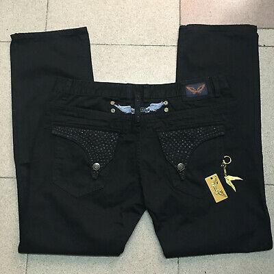 size w29//DARK USED Mustang Uomo Chicago bermuda shorts jeans
