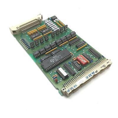 Komax 0582665 B Card For 40t Auto Wire Crimper Stripper Machine