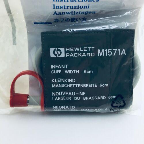 M1571A Hewlett Packard Infant Blood Pressure Cuff 6cm NIBP (1 Pieces)