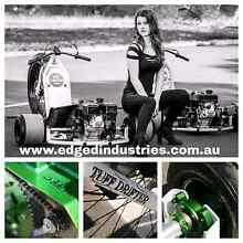 ✔✔ TUFF DRIFTER ✔✔ Australias No1 Motorised Drift Trike Perth CBD Perth City Preview