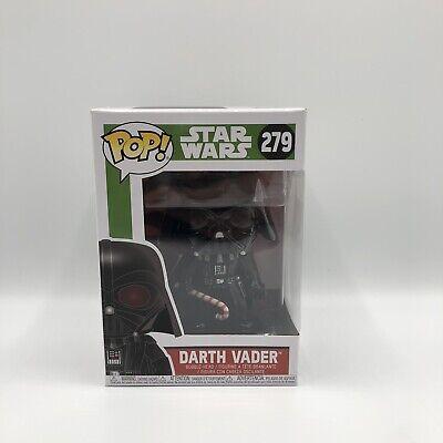 Funko Pop! Star Wars Darth Vader Christmas Candy Cane #279