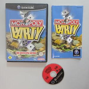 Monopoly Party Nintendo GameCube