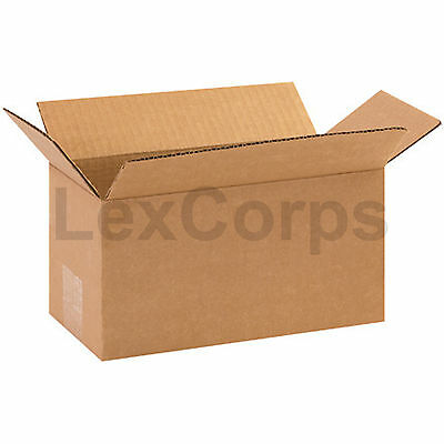 10x5x5 SHIPPING BOXES LC 25 pack