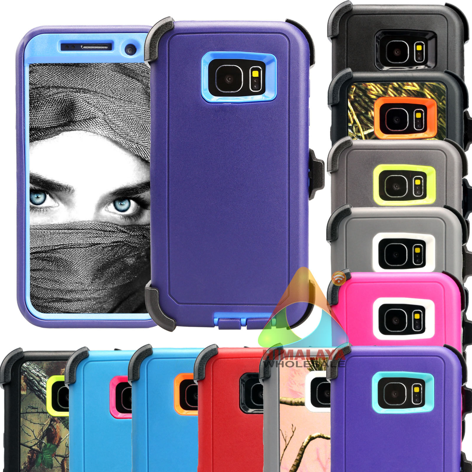 For Samsung Galaxy S7 S7 Edge Plus Case  M01 Cover