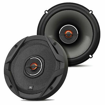 """JBL GX628 RB 180 Watts GX Series 6.5"""" 2-Way Coaxial Car Audio Speakers 6-1/2"""""""