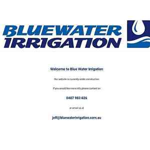 Water Bore specialist. Bluewater irrigation.reticulation. Perth Perth City Area Preview