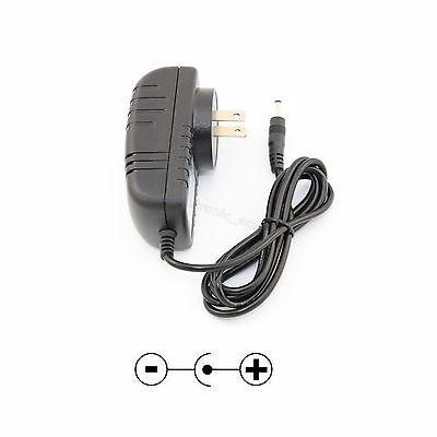 12V 2A AC Home Wall Power Adapter Cord US Plug 3.5mm x 1.35mm 24W High Quality
