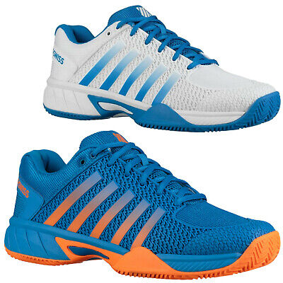 T HB Herren Outdoor Tennisschuhe 05345 weiß/blau blau/orange (Herren Express)