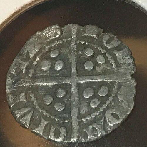 1272-1307 GREAT BRITAIN SILVER LONGCROSS PENNY EDWARD I